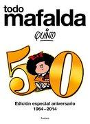 Todo Mafalda. Edición Especial Aniversario 1964-2014 (Lumen Gráfica) - Quino - Lumen