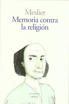 portada Memoria Contra la Religión