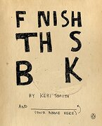 Finish This Book (libro en Inglés) - Keri Smith - Penguin Books