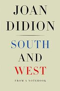 South and West: From a Notebook (libro en Inglés) - Joan Didion - Knopf