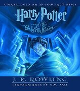 Harry Potter and the Order of the Phoenix (libro en Inglés) (Audiolibro) - J K Rowling - Listening Library