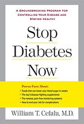 Stop Diabetes now (Lynn Sonberg Books) (libro en Inglés) - William T. Cefalu; Lynn Sonberg - Avery Pub Group
