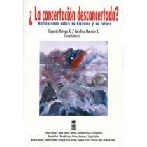 portada Concertacion Desconcertada, la (libro en Portugués Brasileño)
