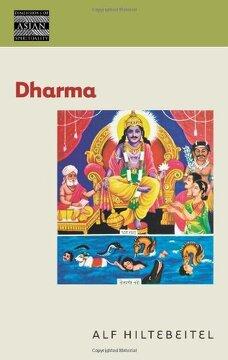 portada Dharma (Dimensions of Asian Spirituality) (libro en Inglés)