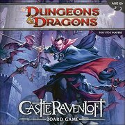 Wizards of the Coast Juego de Mesa 207790000 – Castle Ravenloft - Wizards Of The Coast Llc (Cor) - Wizards Of The Coast