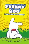 Johnny boo Book 5: Johnny boo Does Something! (libro en Inglés) - James Kochalka - Top Shelf Productions