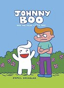 Johnny boo Book 4: The Mean Little boy (libro en Inglés) - James Kochalka - Top Shelf Productions