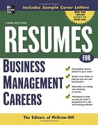 Resumes for Business Management Careers (Professional Resumes Series) (libro en Inglés) - Mcgraw-Hill - Editorial Mcgraw-Hill
