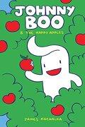 Johnny boo Book 3: Happy Apples (libro en Inglés) - James Kochalka - Top Shelf Productions