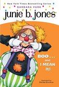 Junie b. First Grader. Boo.   And i Mean it! (libro en Inglés) - Barbara Park - Random House Usa Inc
