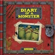 Diary of a Monster (libro en Inglés) - Valeria Davila; Lopez - Caillou