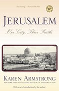 Jerusalem: One City, Three Faiths (libro en Inglés) - Karen Armstrong - Ballantine Books