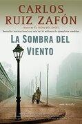 La Sombra del Viento - Carlos Ruiz Zafon - Vintage