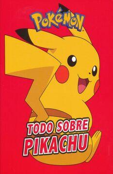 portada Todo Sobre Pikachu