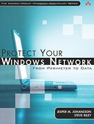 Protect Your Windows Network: From Perimeter to Data (Microsoft Technology) (libro en Inglés) - Jesper M. Johansson; Steve Riley - Addison Wesley