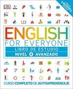 English for Everyone: Nivel 4: Avanzado, Libro de Estudio: Curso Completo de Autoaprendizaje