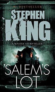 portada Salem's lot (Anchor Books) (libro en Inglés)