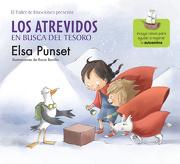 Los Atrevidos en Busca del Tesoro - Elsa Punset - Beascoa