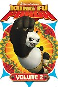 Kung fu Panda vol 2: Sleep-Fighting (libro en Inglés) - Simon Furman - Titan Comics
