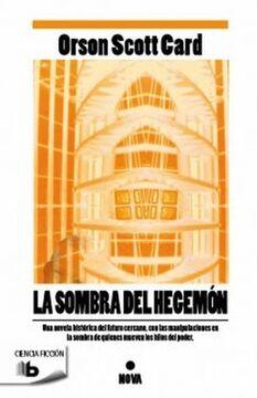 portada La Sombra de Hegemon