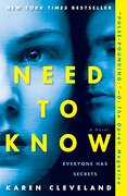 Need to Know: A Novel (libro en Inglés) - Karen Cleveland - Ballantine Books