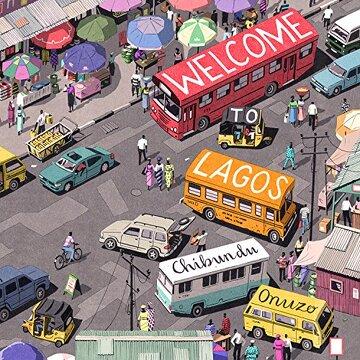 portada Welcome to Lagos (libro en Inglés) (Audiolibro)
