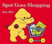 Spot Goes Shopping (libro en Inglés) - Eric Hill - Warne