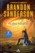 Palabras Radiantes - Brandon Sanderson - Nova