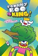 Johnny boo is King (Johnny boo Book 9) (libro en Inglés) - James Kochalka - Top Shelf Productions