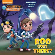 Boo Goes There? (Rusty Rivets) (Pictureback(R)) (libro en Inglés) - David Lewman - Random House Books For Young Readers