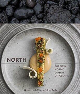 portada North: The new Nordic Cuisine of Iceland (libro en Inglés)