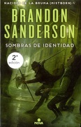 Nacidos de la Bruma 5: Sombras de Identidad - Brandon Sanderson - Nova