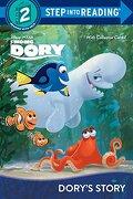 Dory's Story (Disney (libro en Inglés) - Rh Disney - Disney