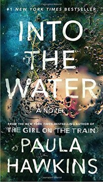 portada Into the Water: A Novel (libro en Inglés)