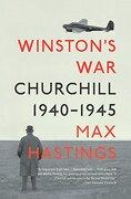 Winston's War: Churchill, 1940-1945 (libro en Inglés) - Max Hastings - Vintage