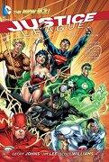 Justice League, Vol. 1: Origin (The new 52) (libro en Inglés) - Geoff Johns - Dc Comics