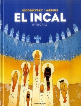 portada El Incal (Integral)