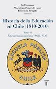 Historia de la Educacion en Chile. Tomo 2 - Sol Serrano - Taurus