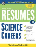Resumes for Science Careers (libro en Inglés) - Mcgraw-Hill - Mc Graw-Hill