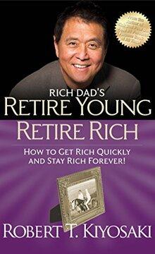 portada Retire Young Retire Rich (libro en Inglés)