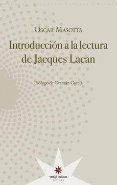 portada Introduccion a la Lectura de Jacques Lacan
