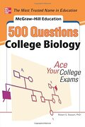 Mcgraw-Hill Education 500 College Biology Questions: Ace Your College Exams (Mcgraw Hill's Education 500 Questions) (libro en Inglés) - Tbd - Mcgraw Hill Book Co