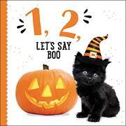 1, 2, Let's say boo (libro en Inglés)