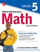 Mcgraw-Hill Education Math Grade 5, Second Edition (libro en Inglés) - Mcgraw-Hill - Mcgraw Hill Book Co