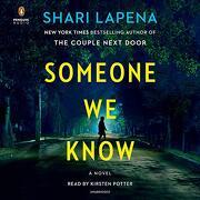 Someone we Know: A Novel (libro en Inglés) (Audiolibro)