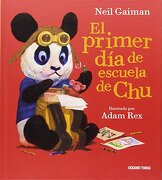 El Primer día de Escuela de chu - Neil Gaiman - Océano Travesía