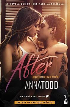 portada After 1 (Ed. Película) (Bestseller)