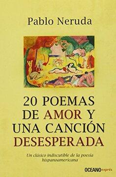 portada 20 Poemas de Amor y una Cancion Desesperada