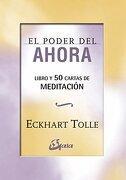 El Poder del Ahora: 50 Cartas de Meditación - Eckhart Tolle - Gaia Ediciones