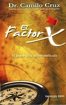 portada Factor x, el